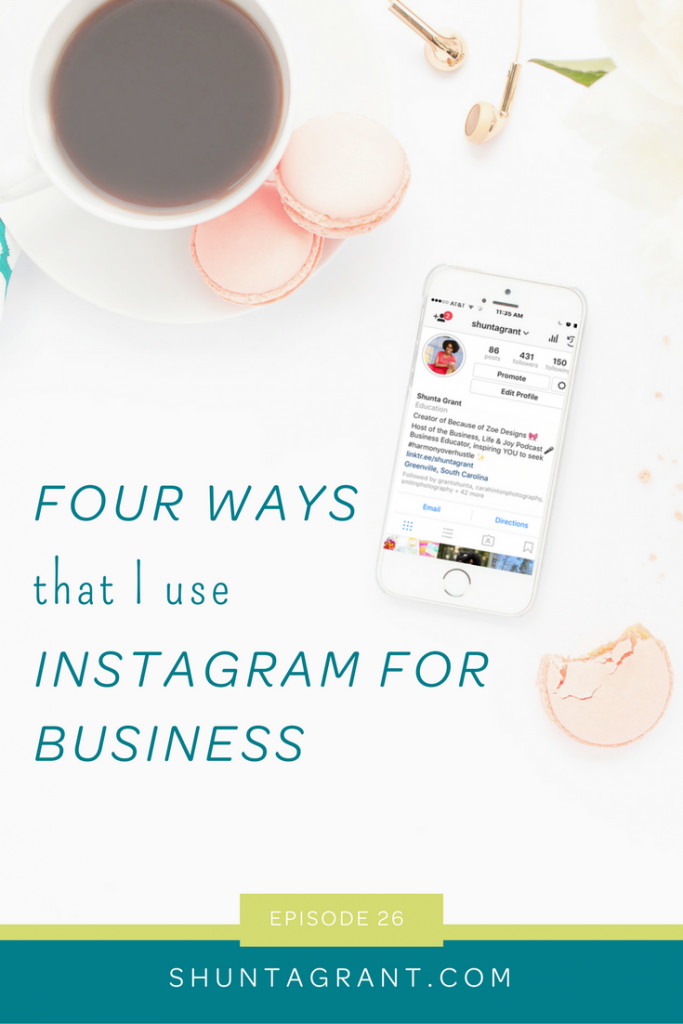 instagram for business, how to use instastory