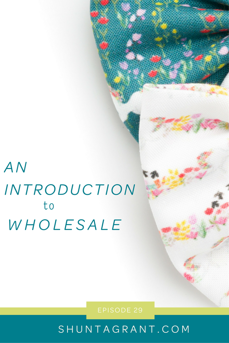 You Asked, I Answered: An Introduction to Wholesale