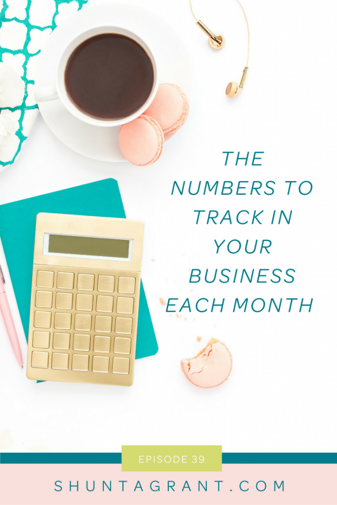tracking numbers in your business