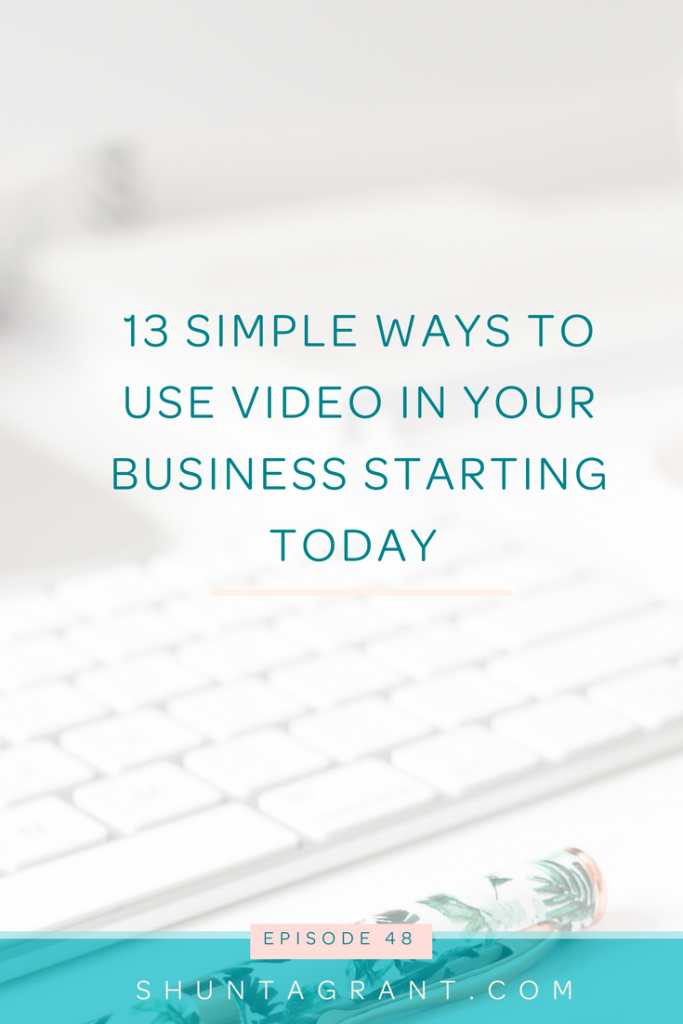 how to use video in business