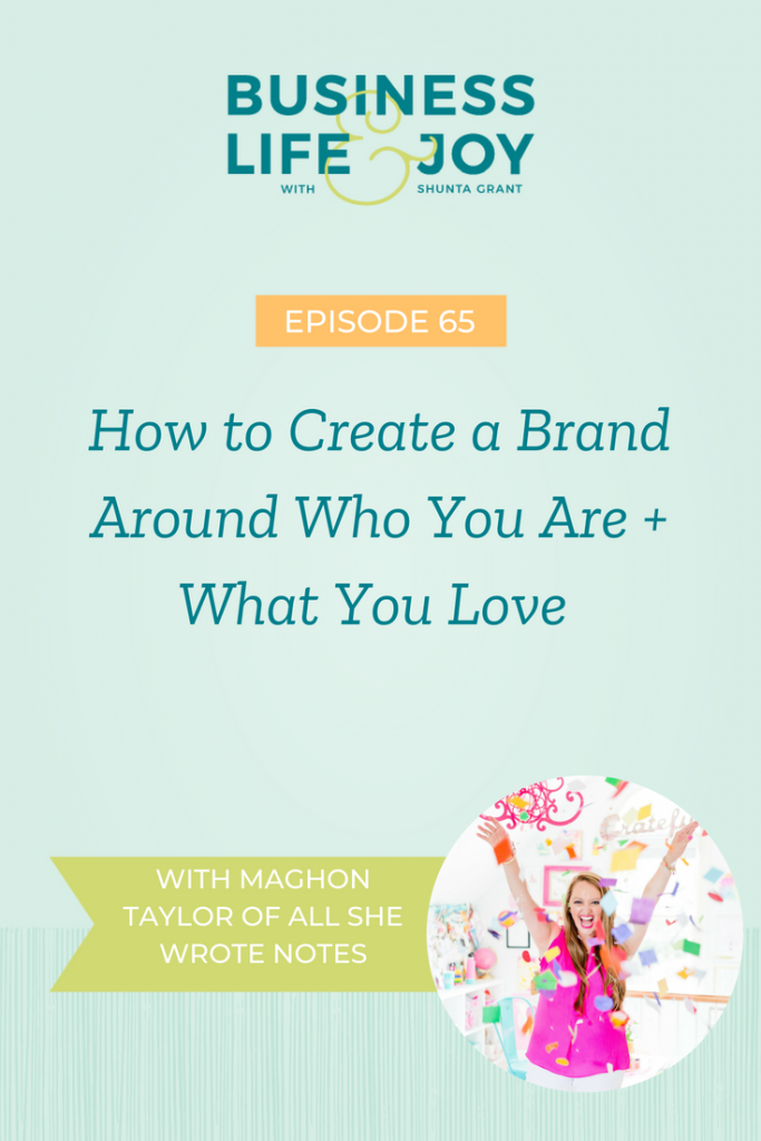 creating a personal brand